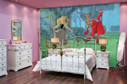 bambi \u0026 dumbo nursery wallpaper mural buy it nowcinderella disney paper wall mural